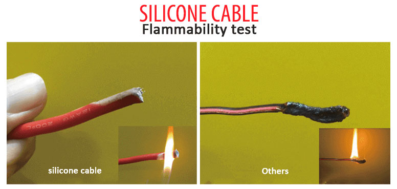 Silicone Cable suppliers
